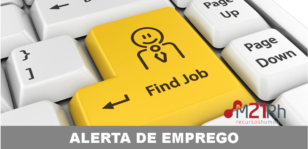 Alerta de Empregos